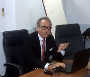 Dr. Michele Conversano coordinatore cabina di regia regionale CovidVacc